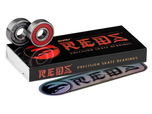 Rodamientos BONES REDS…