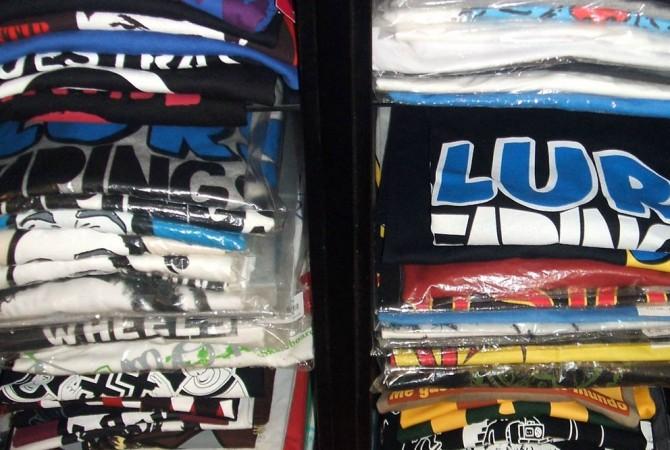 Camisetas….