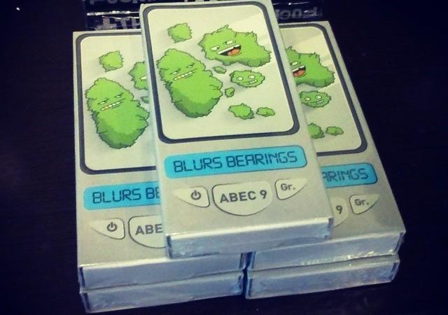 BLURS abec 9