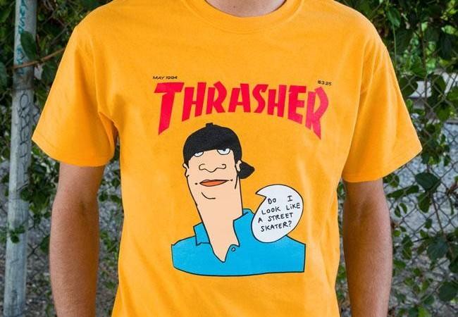 Camisetas…