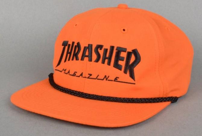 Gorras THRASHER