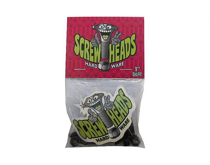 Screwheads