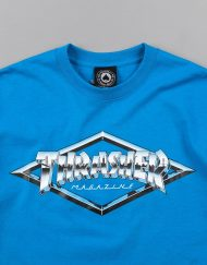 thrasher-diamond-emblem-t-shirt-sapphire-2